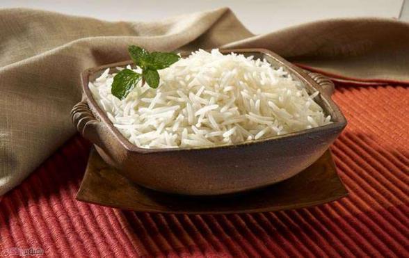 فروشنده برنج دم سیاه مجلسی معطر