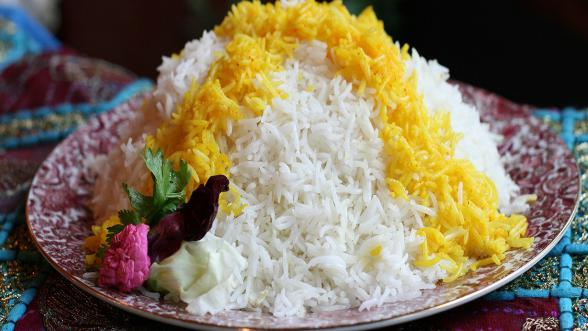بهترین روش برای پخت برنج آبکش